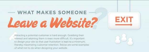 pourquoi les gens quittent votre site